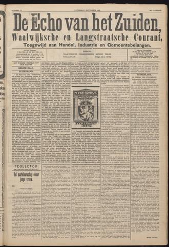 Echo van het Zuiden 1925-09-05