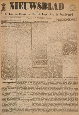 Nieuwsblad het land van Heusden en Altena de Langstraat en de Bommelerwaard 1896-06-27