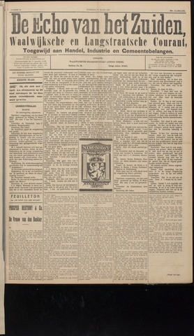 Echo van het Zuiden 1927-03-19