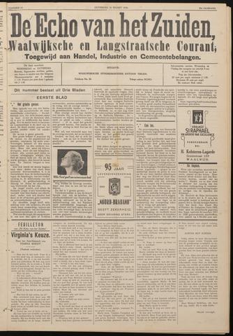 Echo van het Zuiden 1938-03-19