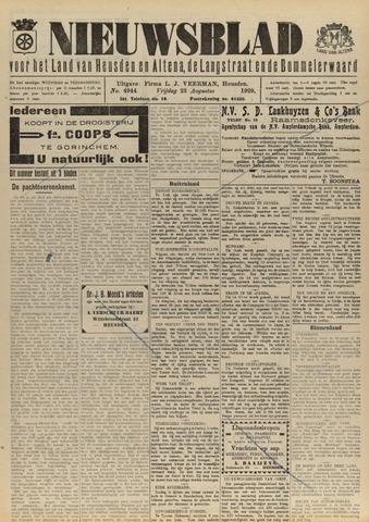 Nieuwsblad het land van Heusden en Altena de Langstraat en de Bommelerwaard 1929-08-23