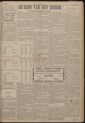 Echo van het Zuiden 1918-10-13