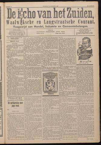 Echo van het Zuiden 1925-11-25