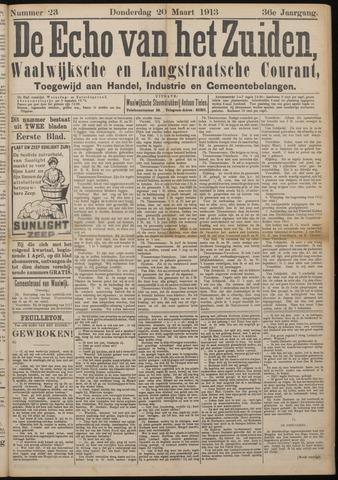 Echo van het Zuiden 1913-03-20