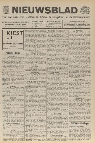 Nieuwsblad het land van Heusden en Altena de Langstraat en de Bommelerwaard 1948-07-05