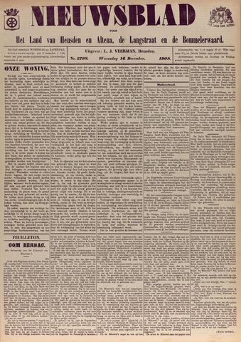 Nieuwsblad het land van Heusden en Altena de Langstraat en de Bommelerwaard 1908-12-16