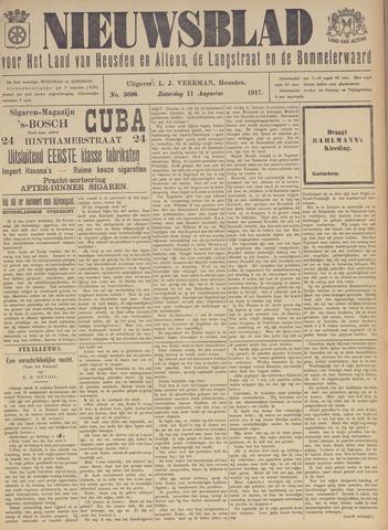Nieuwsblad het land van Heusden en Altena de Langstraat en de Bommelerwaard 1917-08-11