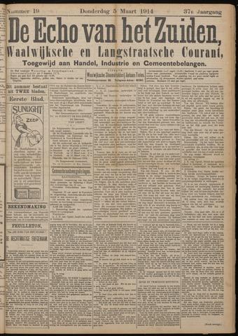 Echo van het Zuiden 1914-03-05