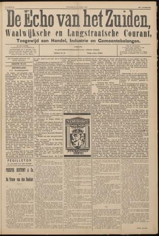 Echo van het Zuiden 1927-04-27