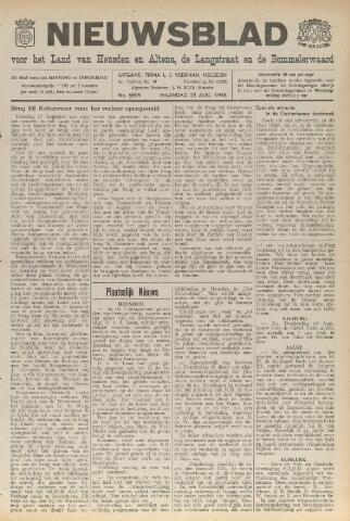 Nieuwsblad het land van Heusden en Altena de Langstraat en de Bommelerwaard 1948-08-23