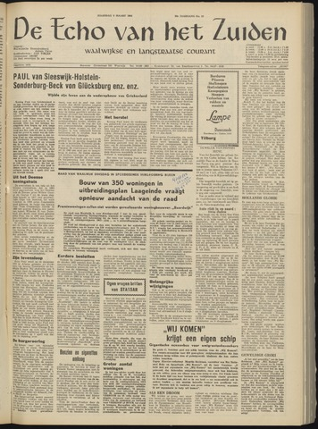 Echo van het Zuiden 1964-02-14
