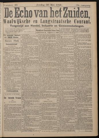 Echo van het Zuiden 1915-05-30