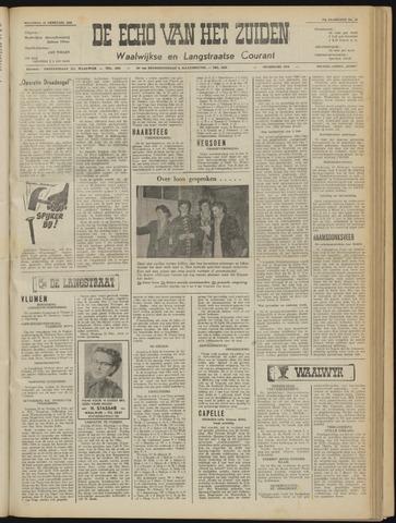Echo van het Zuiden 1954-02-22