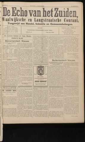 Echo van het Zuiden 1936-08-12