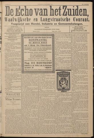 Echo van het Zuiden 1927-11-30