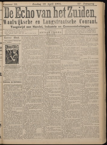 Echo van het Zuiden 1902-04-20