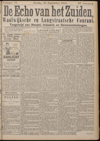 Echo van het Zuiden 1909-09-26