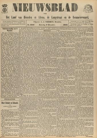 Nieuwsblad het land van Heusden en Altena de Langstraat en de Bommelerwaard 1913-12-06