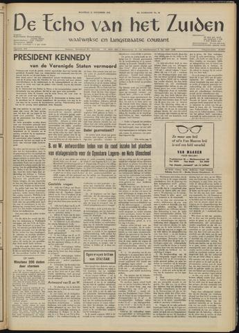 Echo van het Zuiden 1963-11-25