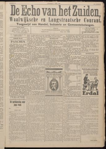 Echo van het Zuiden 1925-04-11