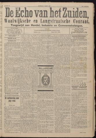 Echo van het Zuiden 1925-03-07