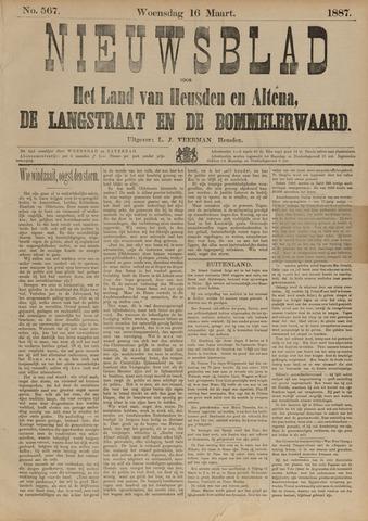 Nieuwsblad het land van Heusden en Altena de Langstraat en de Bommelerwaard 1887-03-16