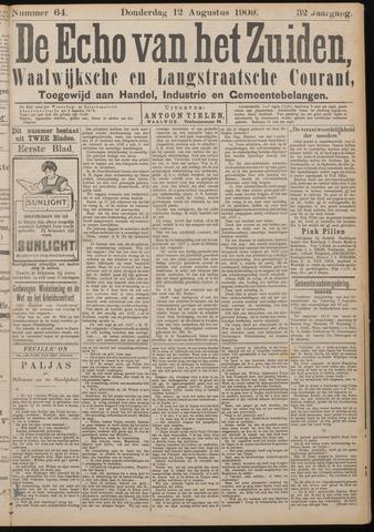Echo van het Zuiden 1909-08-12