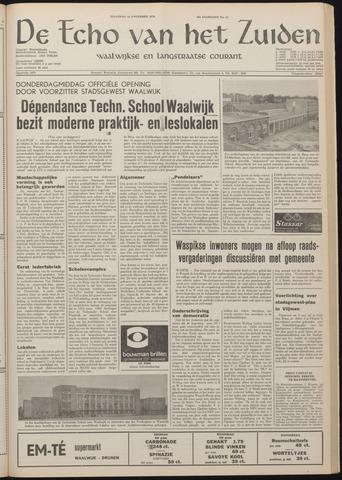 Echo van het Zuiden 1970-11-16
