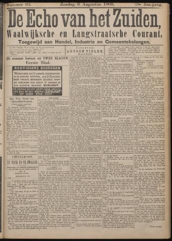 Echo van het Zuiden 1905-08-06