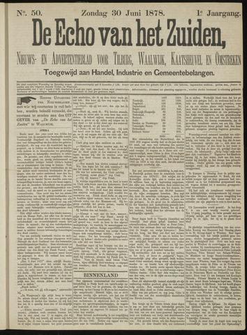 Echo van het Zuiden 1878-06-30