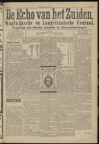 Echo van het Zuiden 1924-06-18