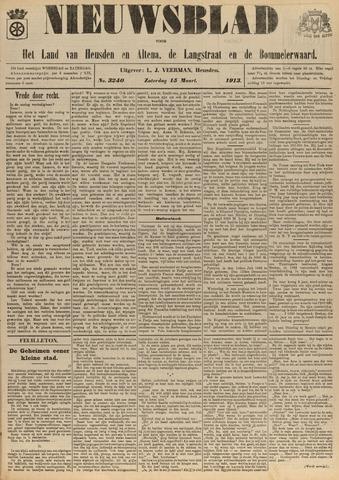 Nieuwsblad het land van Heusden en Altena de Langstraat en de Bommelerwaard 1913-03-15
