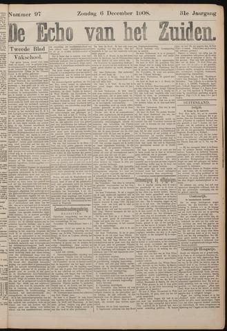 Echo van het Zuiden 1908-12-06