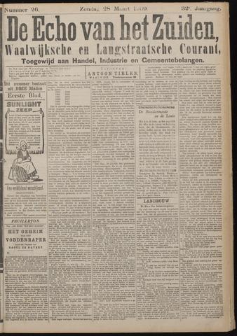 Echo van het Zuiden 1909-03-28
