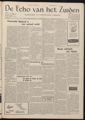 Echo van het Zuiden 1965-08-30