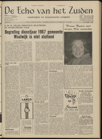 Echo van het Zuiden 1967-01-30