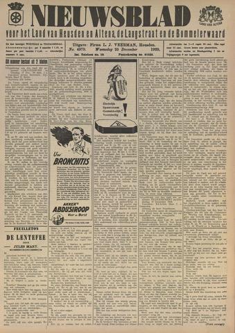 Nieuwsblad het land van Heusden en Altena de Langstraat en de Bommelerwaard 1929-12-25