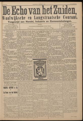 Echo van het Zuiden 1927-08-03