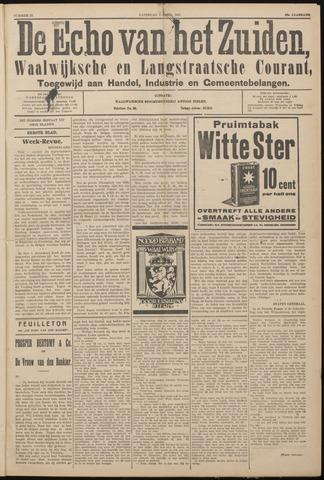 Echo van het Zuiden 1927-04-02