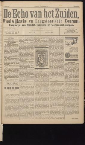 Echo van het Zuiden 1928-11-09