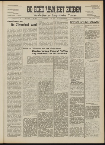 Echo van het Zuiden 1958-10-03