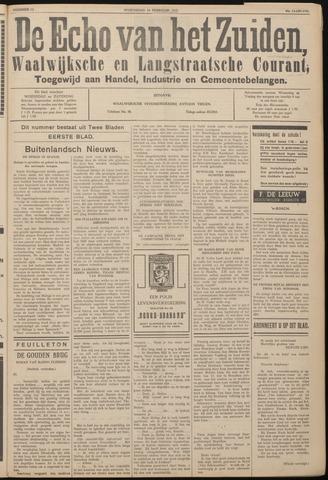 Echo van het Zuiden 1937-02-10