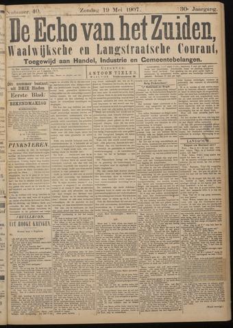 Echo van het Zuiden 1907-05-19