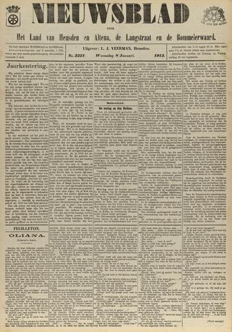 Nieuwsblad het land van Heusden en Altena de Langstraat en de Bommelerwaard 1913-01-08