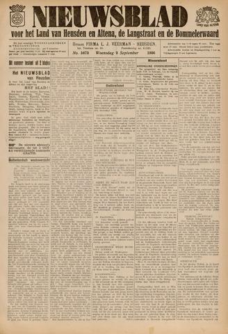 Nieuwsblad het land van Heusden en Altena de Langstraat en de Bommelerwaard 1936-09-02