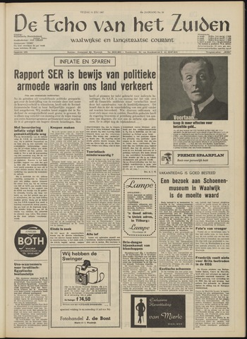 Echo van het Zuiden 1967-07-14