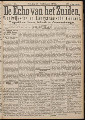 Echo van het Zuiden 1907-09-15