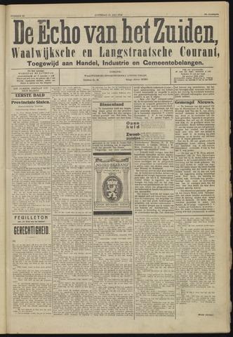 Echo van het Zuiden 1924-07-26