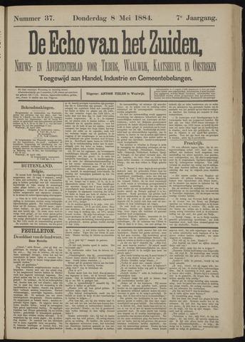 Echo van het Zuiden 1884-05-08