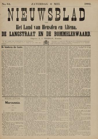 Nieuwsblad het land van Heusden en Altena de Langstraat en de Bommelerwaard 1882-05-06